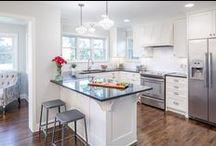 Kitchen Remodeling / Remodeled Kitchens by Sicora Design Build