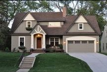 Exterior Home Remodeling / Remodeled home exteriors by Sicora Design Build