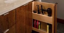 Organization / Storage ideas from remodel projects by Sicora Design Build