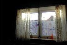 Okno / Pohled z a do okna