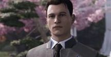 Detroit: Become Human / mostly Connor