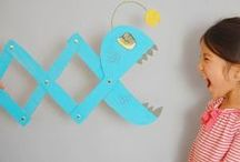 DIY STEAM Projects / Crafts and activities - full STEAM ahead!  / by GoldieBlox