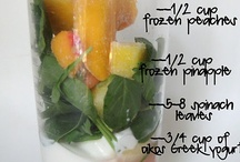 Good food: smoothies / Vrij van geraffineerde suiker, E-nummers en tarwe.