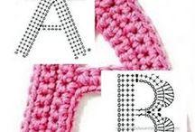 Crochet crafts / by Victoria Mannie-Smith