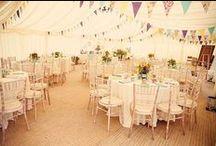 Wedding Ideas / Pretty, floaty, flowery ideas for my wedding