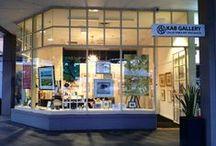 KAB Gallery at Crowne Plaza Terrigal / www.kabgallery.com.au