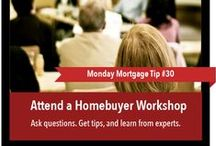 Monday Mortgage Tip / Mortgage advice to start your week off right.