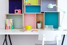 Workspaces & Studios || DREAMY HOME