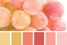Lovely color combinations