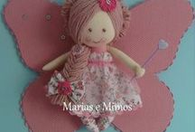 Bonecas e afins feitos por mim / Bonecas de pano, feitas com muito carinho... Orçamentos e encomendas: mariasemimosclientes@gmail.com