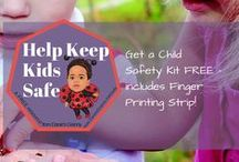 Child Safety / Keeping kids safe is our number one job, after loving them. This collection of pins will show you how.