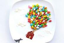 Food Art / Découvrez le Food Art sous toutes ses formes! / by Joli Bento