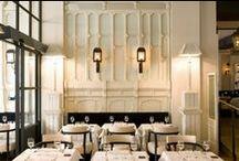 Restaurantes   /  Restaurants / shops _ restaurants _ cafes _ bars _ clubs _ kiosks _ stores _ public architecture
