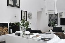 Minimalista  /  Minimal / interior design _ home _ light _ living _ materials _ industrial design _ kitchen _ bathroom _ decor _ furniture _ products