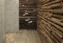 Paredes   /  Walls / #Paredes #muros #hormigón #decoración #tiles #interior #exterior #deco #walls #concrete