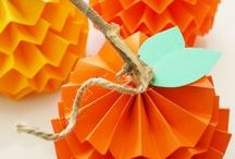 Fun for Fall! / Crafts and treats for the crispest season of the year.  / by GoldieBlox