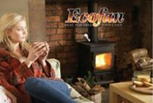 Ecofan / Saves 18% on Heating Costs! Heat powered stove fans circulate warm air from your stove to the rest of your living area, raising the room temperature.