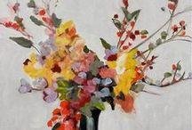 Flowers Flowers & Flowers - Art