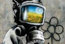Banksy en anderen