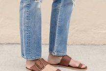 EVERYDAY STYLE / Chic clothes + shoes for the everyday gal.