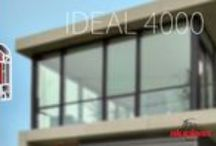 aluplast IDEAL 4000 / Μπορεί μόνο το 8% του κτιριακού κελύφους να αναλογεί στην επιφάνεια των κουφωμάτων, αυτό ευθύνεται όμως για το 40% περίπου απώλειας της θερμικής ενέργειας.
