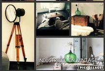De Handelsfabriek / Industriële, vintage, brocante, retro, landelijk en antieke woondecoraties en meubelen uit onze eigen winkel en webshop.