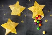 Reach for the Stars / Astronomy DIY's and Crafts! / by GoldieBlox