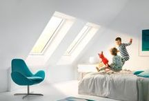 Discover White - New VELUX Standard / More white. More light. More life. Get inspired ! For a lighter, brighter living space, NEW VELUX white-painted roof window is the right choice . Discover here the benefits of the white !  More info : https://blanc.velux.be/ & https://wit.velux.be/