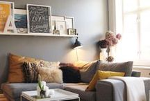 Living Room / Interiors Inspiration
