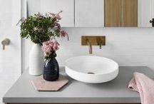 Banheiro / Inspirações de decor de banheiros