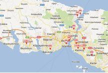 Park Noktalarımız / Altunizade Holiday Inn Express Hotel otoparkı, Maltepe Narcity (2 nokta), Ataşehir Ağaoğlu My World Suncity, Nişantaşı Inter Kat Otoparkı, Taksim Ciner Holding Medya Otoparkı...