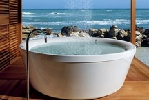 bath in luxury...