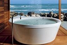 bath in luxury...