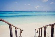 Summer ♥ beach ❤️ sea ❤️