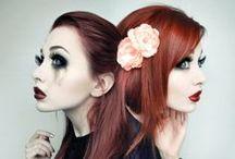 Doll and Anime Make-up