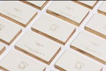 Business Cards / Business card design of great branding projects. Blind embossing, foil embossing, gold foil print, letterpressed, foiled, edge paint, edge sprayed, holographic foil stamp, gold, silver, copper, metal, neon colors etc. For paper and print lovers.