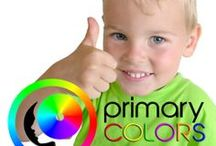 Personality Kids / What color personality do your kids use to paint their worlds? www.primarycolorspersonality.com