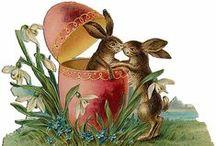 Vintage Postcard / Easter / by Olga