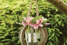 Garden / Inspirational Ideas for the Garden