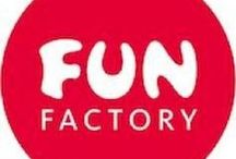 Fun Factory Australia / Display of Fun Factory brand products available via Kanoodle.com.au