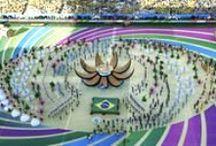 Ceremonia de inauguración Brasil 14