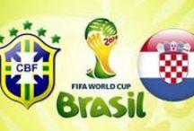 Brasil 3-1 Croacia // Brazil 3-1 Croatia / Neymar toma el timón (3-1) Con un doblete de Neymar, Brasil corrigió el mal arranque de su partido contra Croacia y empezó con victoria por 3-1 la travesía en su Copa Mundial de la FIFA.