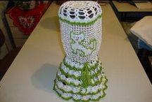 Capa para liquidificador,, feita no croche muiito linda,.
