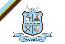 National Novel Writing Month / Join the madness! One month, 50,000 words