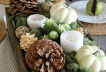 Autumn Floral Craft