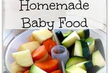 Yummy Baby Food / Delicious food for the littlest member of the family #babyfood #food