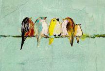 Birds - Various / by KaoticNat