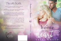 A Home for my Heart / by Velvet Reed