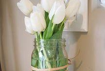Spring Flowers / Spring Floral Craft