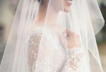 Veils / Bridal veils